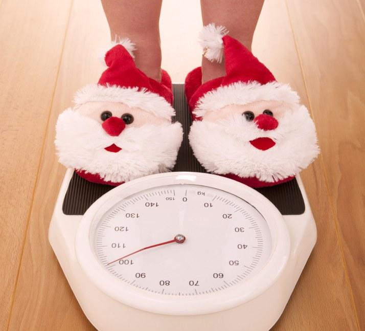 Как похудеть за неделю до нового года